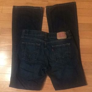 Levi's Slouch